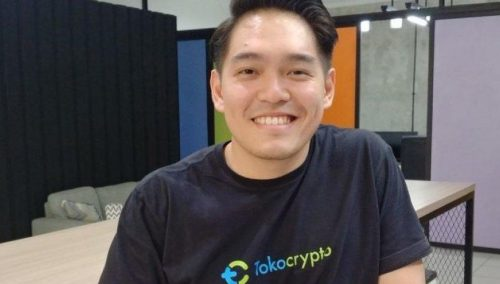 Pang Xue Kai, Co-Founder & CEO Tokocrypto.