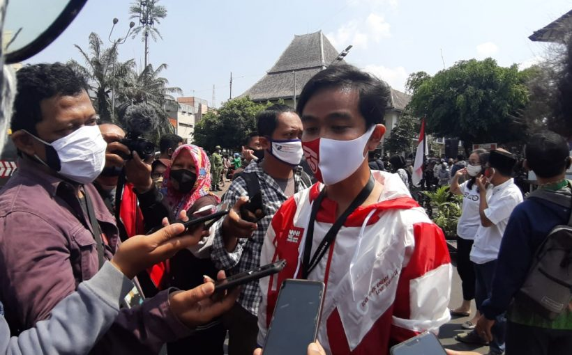 calon Walikota Solo, Gibran Rakabuming Raka