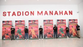 Kakorlantas Polri Irjen Pol Istiono, yang juga selaku CEO Bhayangkara Solo FC,