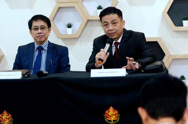 Benny Lianto, Rektor Universitas Surabaya (UBAYA)
