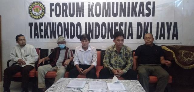 Forum Komunikasi Taekwondo Indonesia DKI Jaya